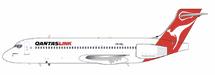 Qantaslink B717-200 VH-NXL w/Stand