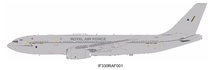 UK Air Force Airbus A330 Voyager KC3 (A330-200) ZZ336 With Stand