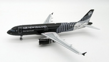 Air New Zealand Airbus A320-200 ZK-OJR With Stand