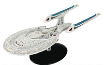Sovereign-class Starship Starfleet, USS Enterprise, w/Magazine