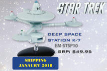 Deep Space Station K-7 Federation Deep Space Station