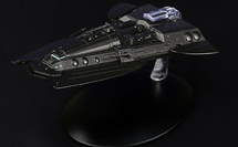 Smuggler Ship STAR TREK: The Next Generation, w/Magazine