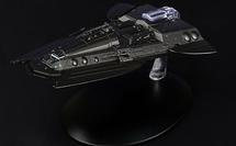 Smuggler Ship STAR TREK: The Next Generation, w/Magazine
