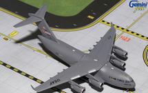 C-17 (Memphis ANG) 30600 USAF Gemini Diecast Display Model