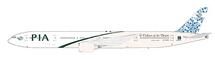 PIA B777-300ER Colors of the Desert AP-BHV w/Stand
