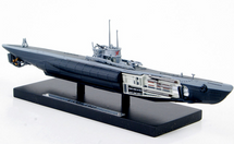 Type VIIC U-Boat German Navy, U-552 Red Devil, Germany, 1941
