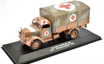 Kfz.305 Blitz Ambulance German Army DAK, El Alamein, Egypt, 1942