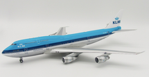 KLM Boeing 747-200SUD PH-BUK Polished With Stand - Limited to 96 Models