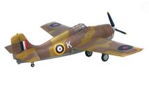 F4F Wildcat (Martlet Mk II) RNFAA No.805 NAS, North Africa, 1942