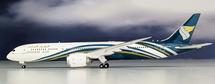 Oman Air B787-9 A40-SC w/Stand