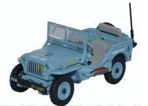 Jeep USN Seebees