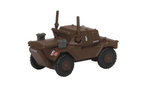 Dingo Scout Car Polish Army 10th Mounted Rifles, England, 1942