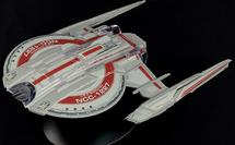 Walker-class Starship Starfleet, NCC-1227 USS Shenzhou, STAR TREK: Discovery, w/Magazine