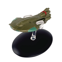 Tellarite Arkonian Class Light Cruiser - Comes with Collector Magazine