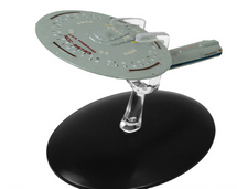 Freedom-class Starship Starfleet, NCC-68723 USS Firebrand, STAR TREK: The Next Generation, w/Magazine