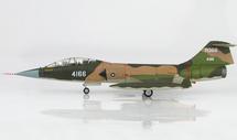 F-104D Starfighter ROCAF 427th TFW, 4166, Chin Chuan Kang AB, Taiwan