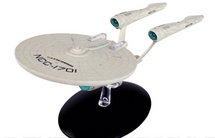 Constitution-class (Alternate) Starfleet, NCC-1701 USS Enterprise, w/Magazine