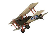 S.E.5a F-904, Major C E M Pickthorn (MC), No.84 Squadron France, November 1918, 100 Years of RAF
