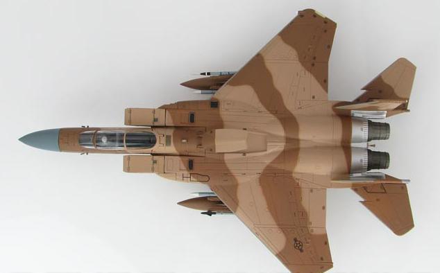 UniMax 1:72 F-15C Eagle USAF 57th ATG 65th AGRS Blue 10