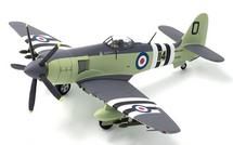 Sea Fury FB MK. II Peter Carmichael, No. 802 Squadron FAA, Korean War, 1952