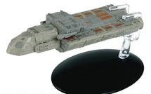 Antares-class Freighter Petarians, SS Xhosa, STAR TREK: Deep Space Nine, w/Magazine