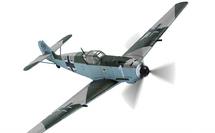 Bf 109E Luftwaffe 1./JG 1, White 1, Wilhelm Balthasar