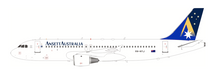 Ansett Australia Airlines Airbus A320-211 VH-HYJ With Stand
