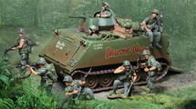 "US M113AI ""Welcome Wagon"" Includes 2 figures (Driver and Gunner)"
