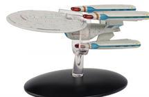 Niagara-class Starship Starfleet, NCC-59804 USS Princeton, STAR TREK: The Next Generation, w/Magazine