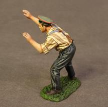 German Hand Starter, Knights of the Skies, single figure