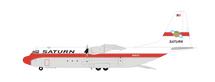 Saturn Airways Lockheed L-100-30 Hercules (L-382G) N15ST With Stand