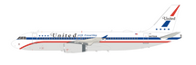 United Airlines Airbus A320-200 N475UA A320 Friend Ship With Stand