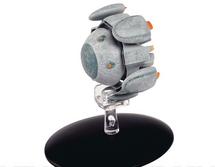 Eymorg Starship Eymorg, STAR TREK: The Original Series, w/Magazine