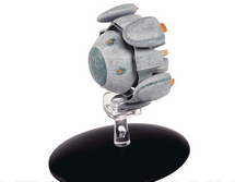 Eymorg Starship Eymorg, STAR TREK: The Original Series, w/Magazine
