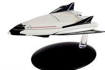Orbital Vehicle NASA, OV-165, STAR TREK: Enterprise, w/Magazine