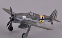 Fw 190A Luftwaffe 1./JG 54 Grunherz, Walter Nowotny, 1943