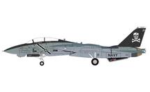 F-14B Tomcat USN VF-103 Jolly Rogers, AA101, USS Dwight D. Eisenhower, 1998