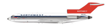 Northwest Boeing 727-100 N467US With Stand