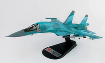 Su-34 Fullback Russian Air Force, Red 03, Bassel Al-Assad