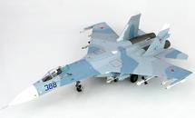 Su-27 Flanker-B Russan Air Force, Blue 388, Paris le Bourget