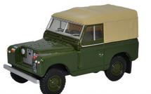 Land Rover Series II SWB British Army REME