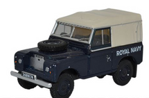 Land Rover Series III SWB Royal Navy