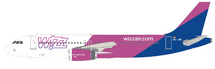 Wizz Air Airbus A320-200 HA-LWO With Stand