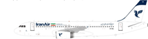 Iran Air Airbus A320-232 EP-IEA With Stand (Limited 36pcs)