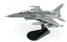 F-16D Fighting Falcon Polish Air Force 6th FS, #4077, Poznan-Krzesiny