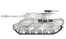 M10 Achilles British Army 75th Anti-Tank Rgt, Belgium, Winter