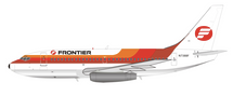Frontier Airlines Boeing 737-200 N7388F With Stand