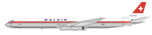 Balair DC-8-63 HB-IDZ With Stand