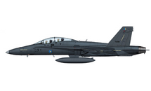 F/A-18D Hornet TUDM, M45-02, Butterworth AB, Malaysia, 2015