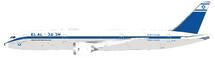 El Al Israel Airlines Boeing 787-9 Dreamliner 4X-EDF With Stand